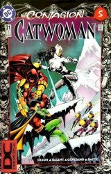 DC Comics's Catwoman Issue # 31b