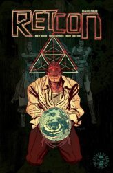 Image Comics's Retcon Issue # 4
