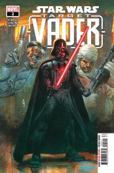 Marvel Comics's Star Wars: Target - Vader Issue # 2