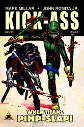 Icon's Kick-Ass Issue # 8