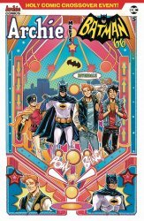 Archie Comics Group's Archie Meets Batman '66 Issue # 5b