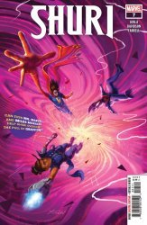 Marvel Comics's Shuri Issue # 7