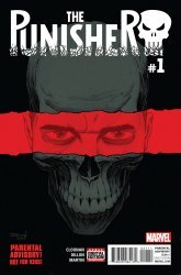 Marvel's Punisher Issue # 1