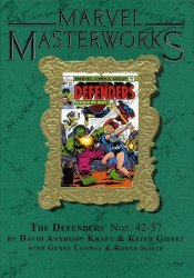Marvel Comics's Marvel Masterworks: The Defenders Hard Cover # 6b