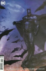 DC Comics's The Batman's Grave Issue # 3b