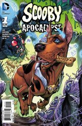 DC Comics's Scooby: Apocalypse Issue # 1d