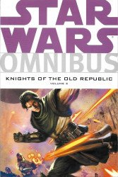 Dark Horse Comics's Star Wars Omnibus: Knights of the Old Republic TPB # 3
