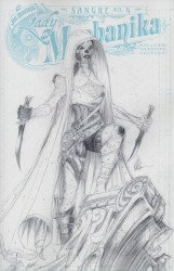 Benitez Productions's Lady Mechanika: Sangre Issue # 4c