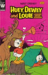 Whitman's Huey, Dewey & Louie: Junior Woodchucks Issue # 72whitman-b