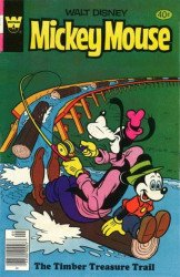 Gold Key's Mickey Mouse Issue # 199whitman