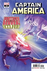 Marvel Comics's Captain America Issue # 18