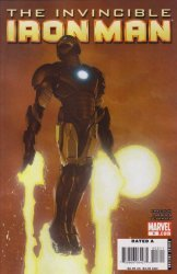 Marvel Comics's Invincible Iron Man Issue # 3b