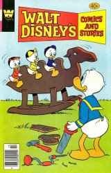Gold Key's Walt Disney's Comics and Stories Issue # 469whitman