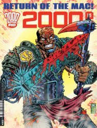 Rebellion's 2000 A.D. Issue # 2064