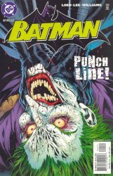 DC Comics's Batman Issue # 614