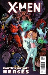 Marvel Comics's X-Men: Earth's Mutant Heroes Issue # 1b