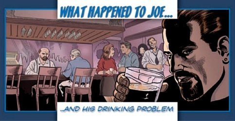 Alcoholics Anonymous's What Happened to Joe Issue nn-2nd print