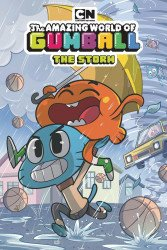 KaBOOM!'s The Amazing World of Gumball Soft Cover # 8