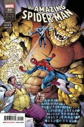 Marvel Comics's Amazing Spider-Man Issue # 64