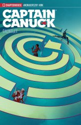 Chapter House Publishing Inc.'s Captain Canuck TPB # 2