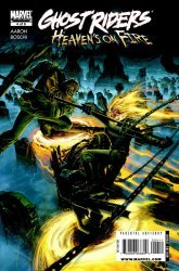 Marvel Comics's Ghost Riders: Heaven's on Fire Issue # 4