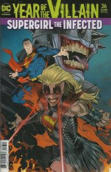DC Comics's Supergirl Issue # 36
