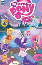 IDW Publishing's My Little Pony: Friends Forever Issue # 28re