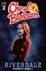 Archie Comics Group's Cheryl Blossom Issue # 1lcsd