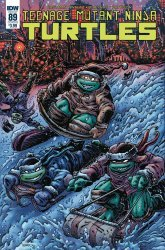 IDW Publishing's Teenage Mutant Ninja Turtles Issue # 89b