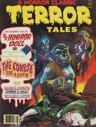 Eerie Publications's Terror Tales Issue # 1