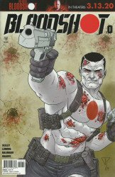 Valiant Entertainment's Bloodshot Issue # 0c