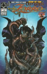 American Mythology's Zorro: Rise of the Old Gods Issue # 3