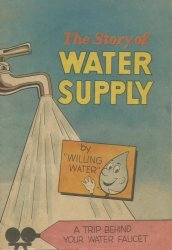 American Water Works Assn.'s The Story Of Water Supply Issue # 1960