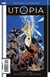 Marvel Comics's The Uncanny X-Men Issue # 514
