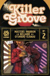 After-Shock Comics's Killer Groove  Issue # 2