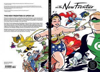 DC Comics's DC: The New Frontier TPB # 1c