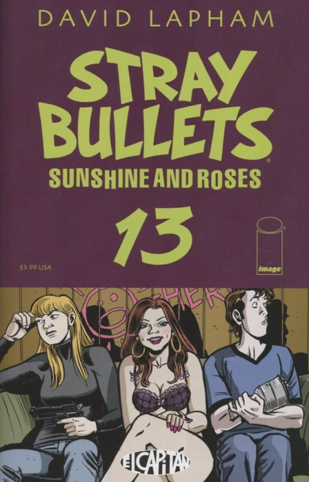 Image Comicss Stray Bullets Sunshine And Roses Issue 13