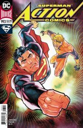 DC Comics's Action Comics Issue # 993b