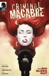 Dark Horse Comics's Criminal Macabre: The Big Bleed Out Issue # 1