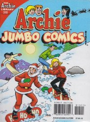Archie Comics Group's Archie: Jumbo Comics Digest Issue # 315