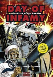 Osprey Publishing's Graphic History: Day of Infamy - Attack on Pearl Harbor Soft Cover # 1