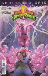 BOOM! Studios's Mighty Morphin Power Rangers Issue # 26