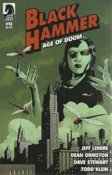 Dark Horse Comics's Black Hammer: Age of Doom Issue # 12