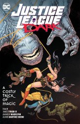 DC Comics's Justice League Dark TPB # 4