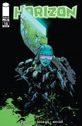 Image Comics's Horizon Issue # 15b