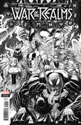 Marvel Comics's War of the Realms Issue # 4h