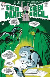 Aardvark-Vanaheim's Green Dante / Green Virgil Issue # 1