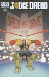 IDW Publishing's Judge Dredd Issue # 22sub