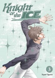 Kodansha Comics's Knight of the Ice Soft Cover # 3