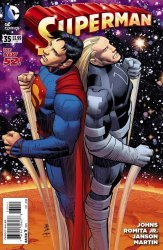 DC Comics's Superman Issue # 35d